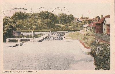 Canal Locks, Lindsay, Ontario