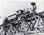 Victoria Railway Engine