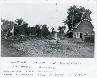 page 6 - Dunsford - Blacksmith, Barn and Loading Dock