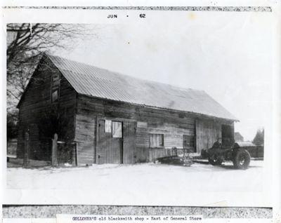 page 17 - Golloher's old blacksmith shop