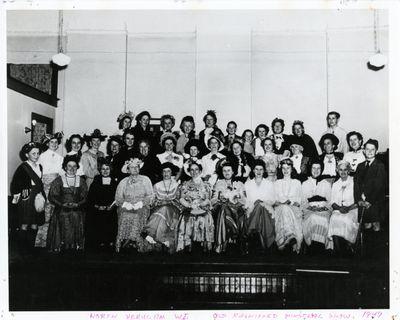 Addendum page 13 - North Verulam Women's Institute 1949/50