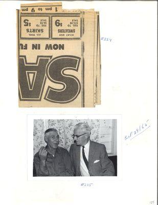 On the Main Street - 29 October 1965