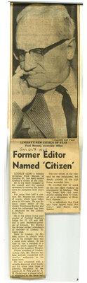 On the Main Street - 25 January 1968 - Peterborough Examiner