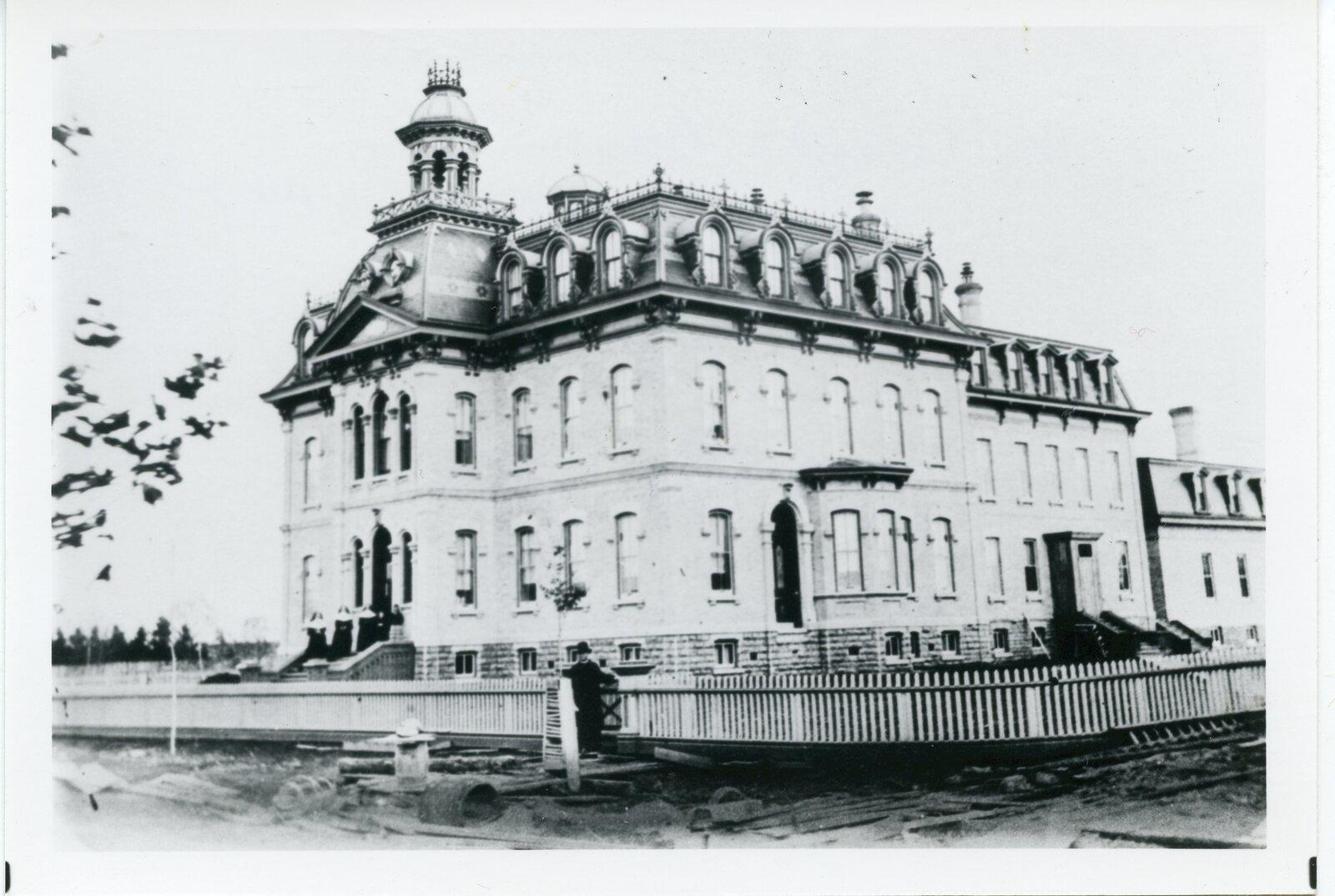 St. Joseph's Convent, Lindsay