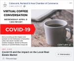 April 2: Virtual Coffee Conversation about Real Estate Markets