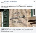 April 8: COVID-19 will have huge impact on local economy, says mayor