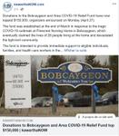 April 29: Donations to Bobcaygeon and Area Relief Fund top $150,000