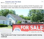March 25: 'Real estate won't stop' - local realtors navigate market during outbreak