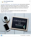 March 31: Economic Development - City of Kawartha Lakes launches COVID-19 business support webpage