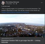 December 3: Downtown Fenelon Falls to get a major face lift