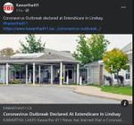 December 9: Coronavirus outbreak declared at Extendicare in Lindsay