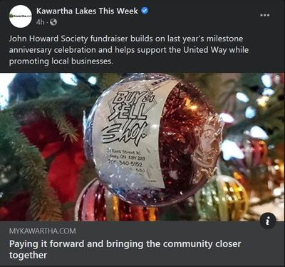 December 16: Paying it forward and bringing the community closer together