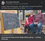 December 19: Loyal patrons keep loved village bakery going