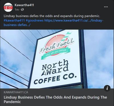 January 8: Lindsay business defies the odds and expands during the pandemic
