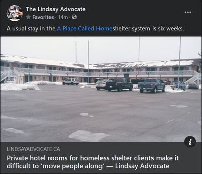 January 12: Private hotel rooms for homeless shelter clients make it difficult to 'move people along'
