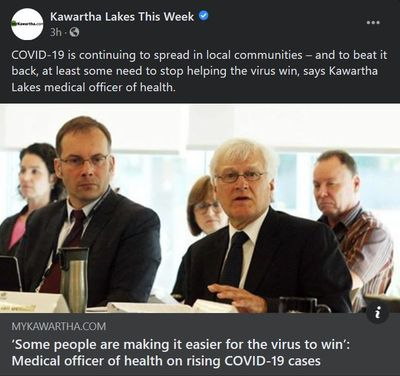 January 13: 'Some people make it easier for the virus to win' - Medical officer of health on rising COVID-19 cases