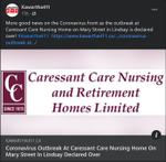 January 27: Coronavirus outbreak at Caressant Care Nursing Home Mary Street declared over