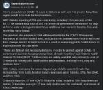February 19: Daily COVID Update