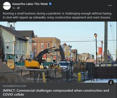 March 7, 2021: IMPACT - Commercial challenges compounded when construction and COVID collide