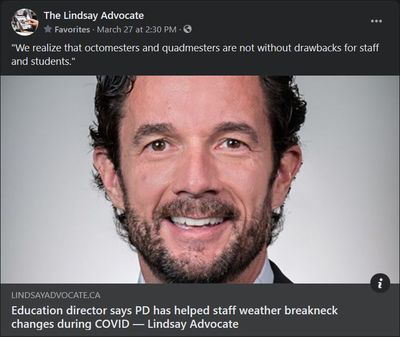 March 27, 2021: Education director says PD has helped staff weather breakneck changes during COVID