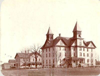 Mount Elgin Industrial School, 1909