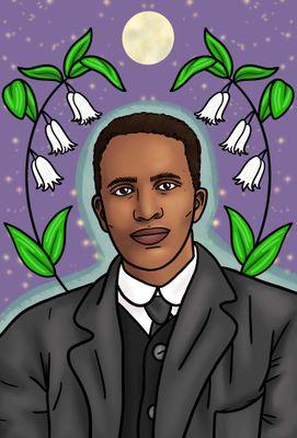 portrait, Arthur Alexander, 2021