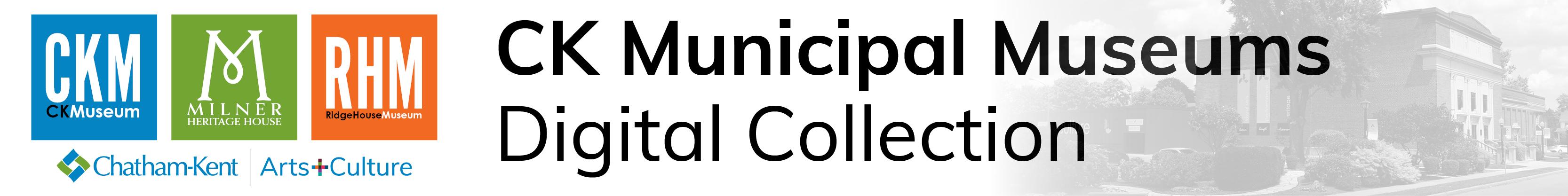 Chatham-Kent Municipal Museums - Digital Collections