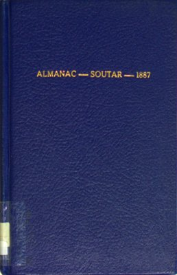 The Western Counties annual and almanac 1887