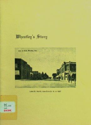 Wheatley's story