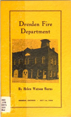 Dresden Fire Department