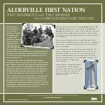 Alderville's Military Involvement