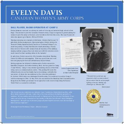 Davis, Evelyn