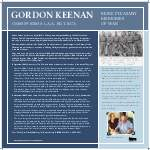 Keenan, Gordon