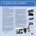 Warren, Vi Milstead