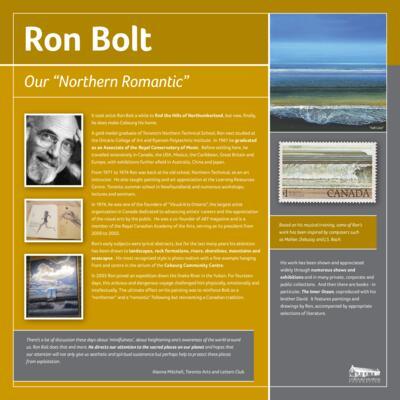 Bolt, Ron