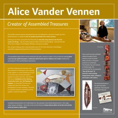 Vennen, Alice Vander
