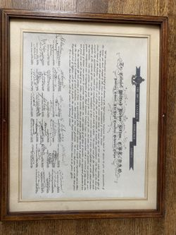 Letter of Appreciation to Colonel Wilfred Victor Sifton