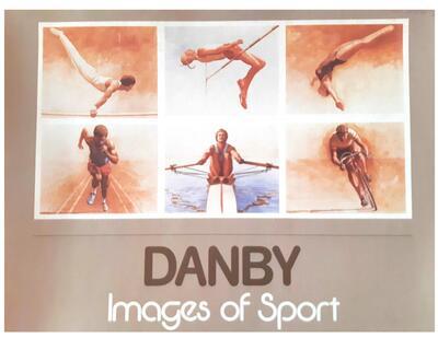 Ken Danby Olympic Prints, 1976