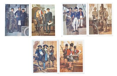 Military Prints by Artist Tom McNeely