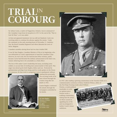 The Trial of Sir Arthur Currie