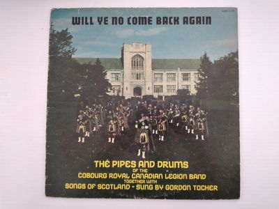 Will Ye No Come Back Again (Album)