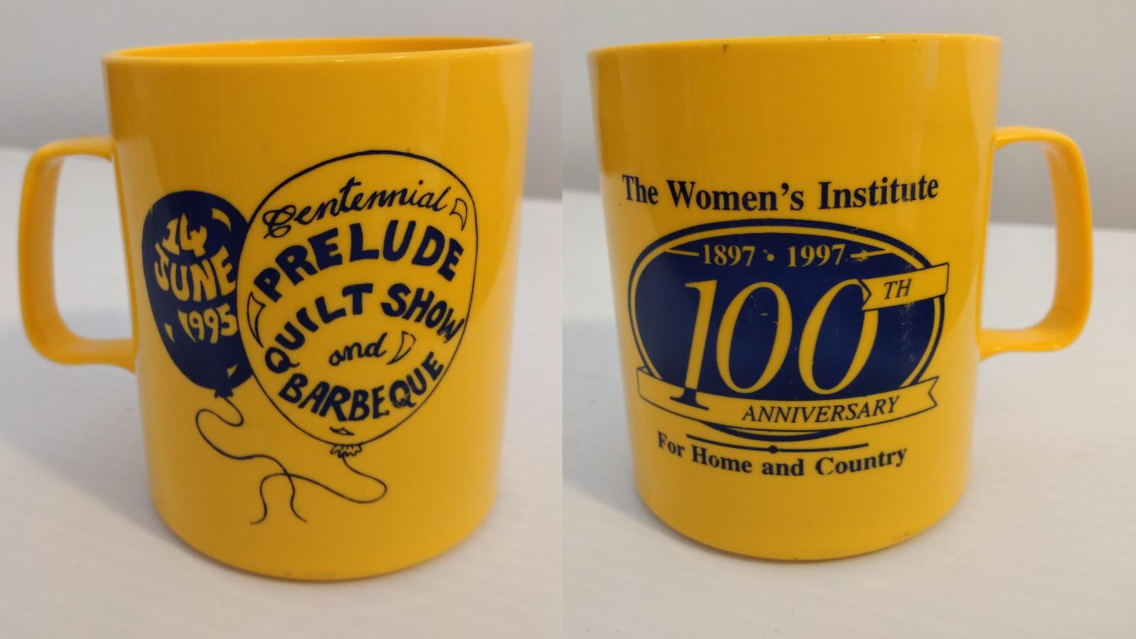 Women's Institute 100th Anniversary Mug