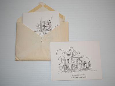 Illahee Lodge Postcards