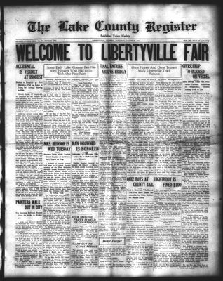 Lake County Register (1922), 30 Aug 1924