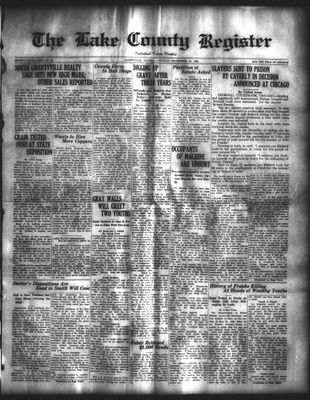 Lake County Register (1922), 13 Sep 1924