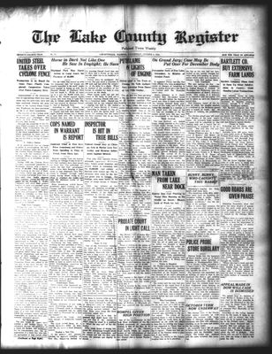 Lake County Register (1922), 8 Oct 1924