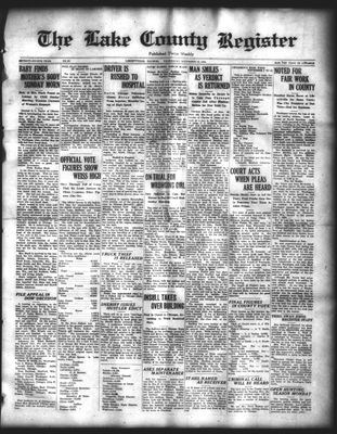 Lake County Register (1922), 12 Nov 1924