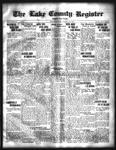 Lake County Register (1922), 8 Jul 1925