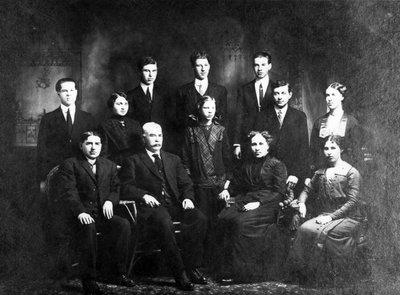 Famille Onésime Guibord