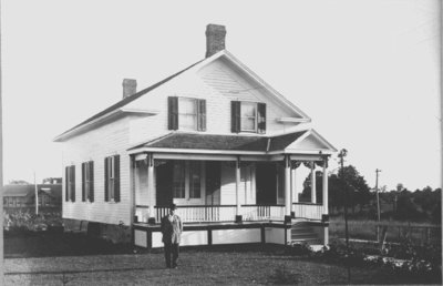 Frame house, Colborne, Cramahe Township